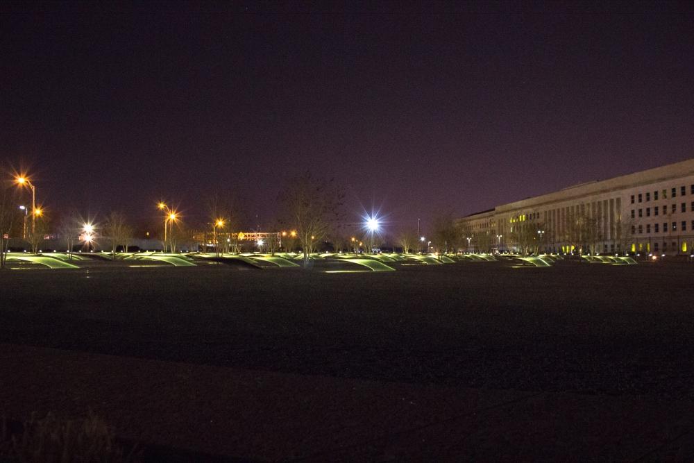 Culture of Illusion - Pentagon Memorial. (3/6)