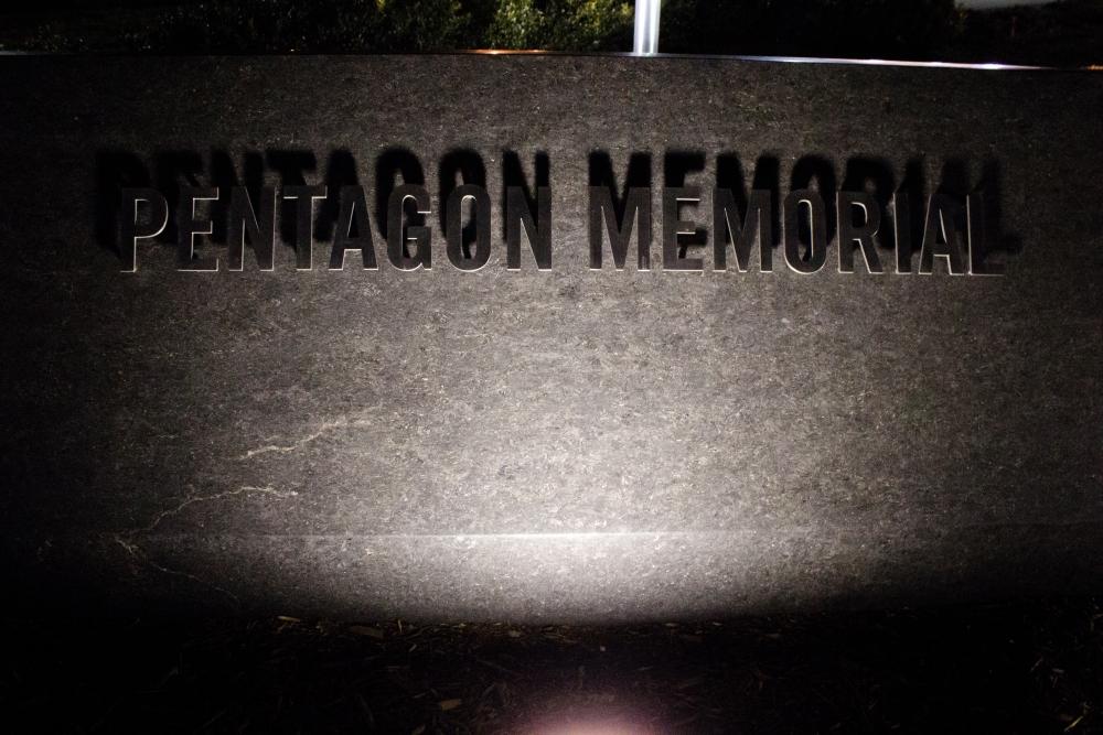 Culture of Illusion - Pentagon Memorial. (2/6)