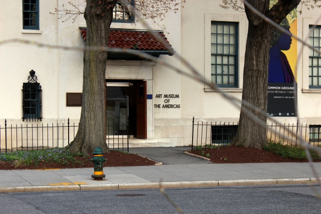 art museum of the americas not soas