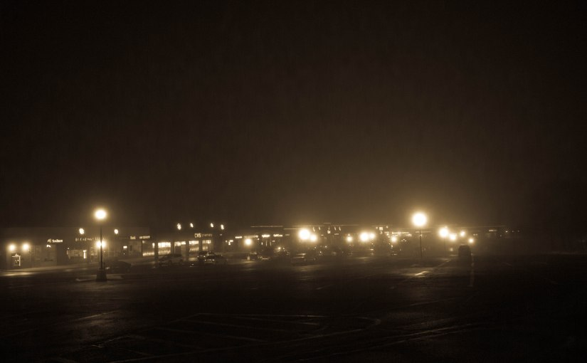 Strip Mall, Mist (2013)