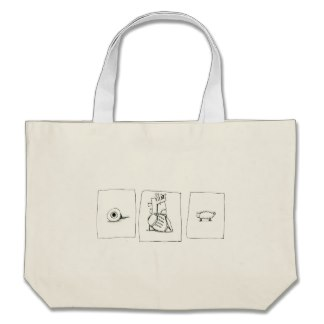 A tote bag... of love