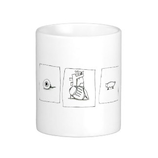 A mug... of love