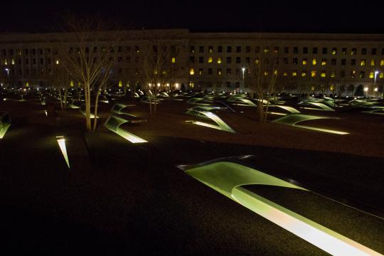 Pentagon Memorial.