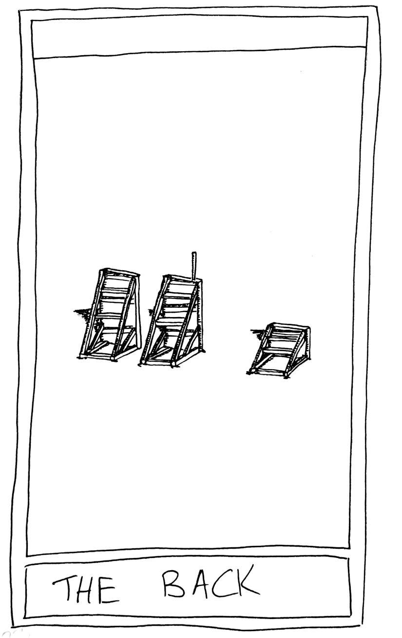 The Mislaid Deck: Card 65  – TheBack.