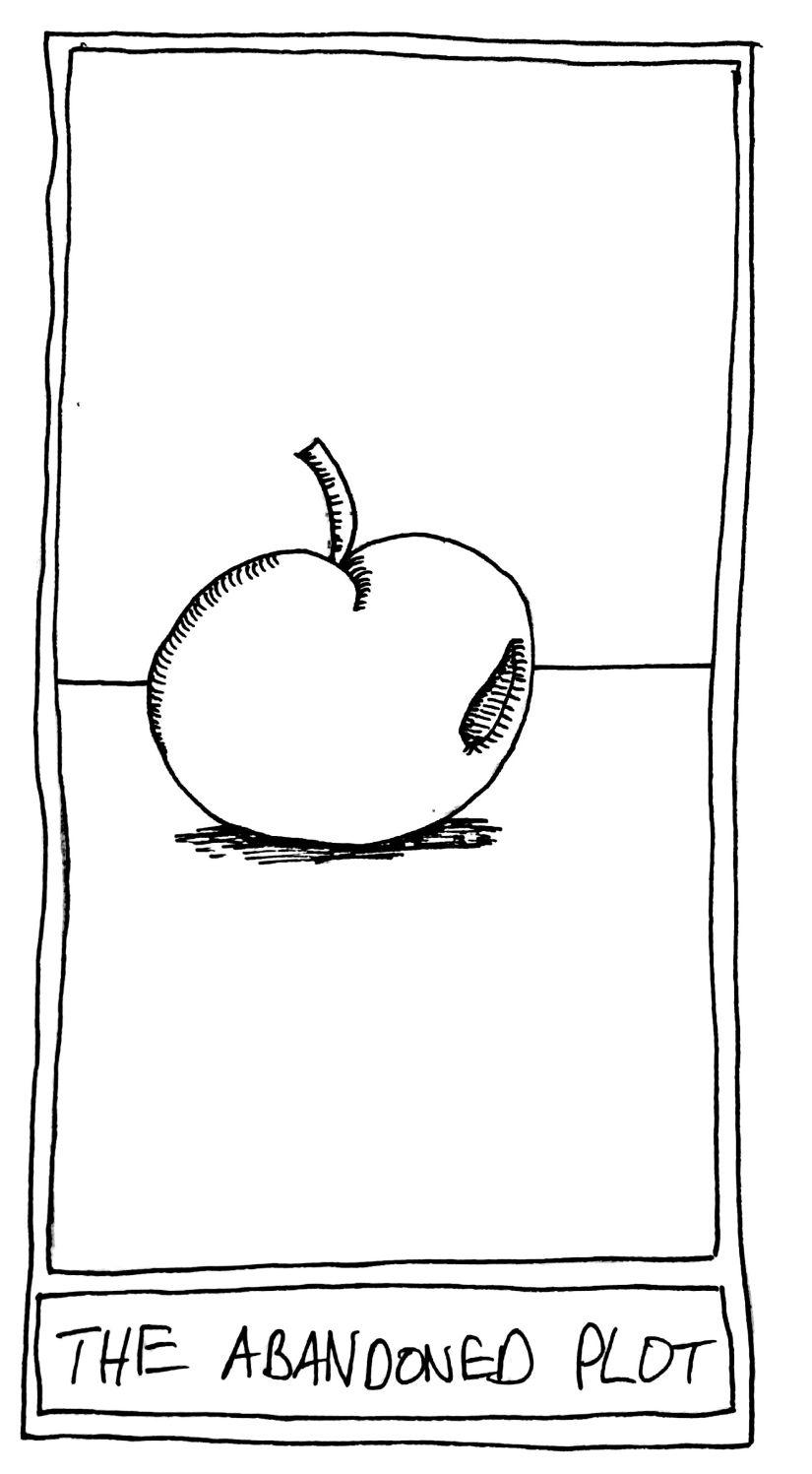 The Mislaid Deck: Card  34 – The AbandonedPlot