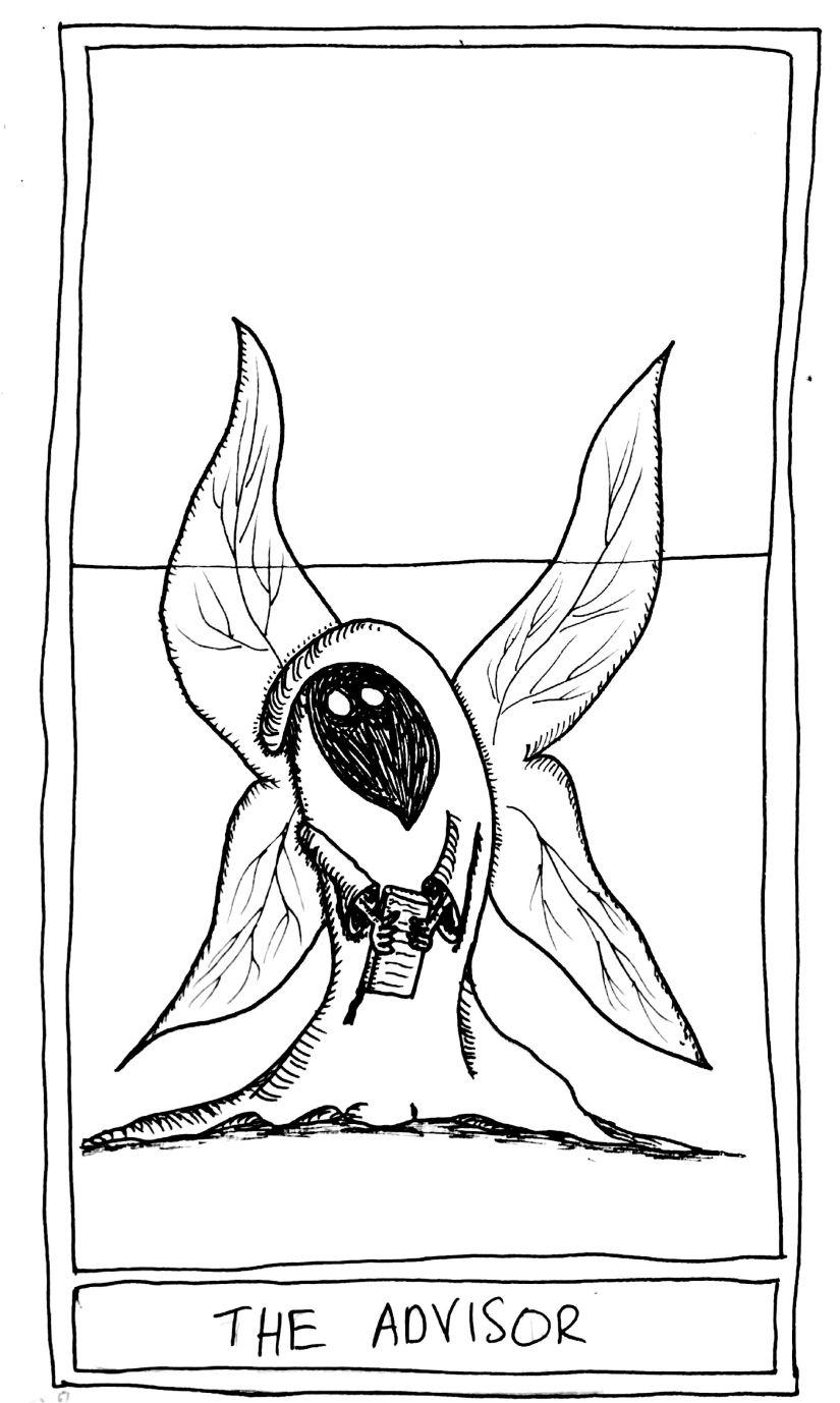 The Mislaid Deck: Card 66  – TheAdvisor.