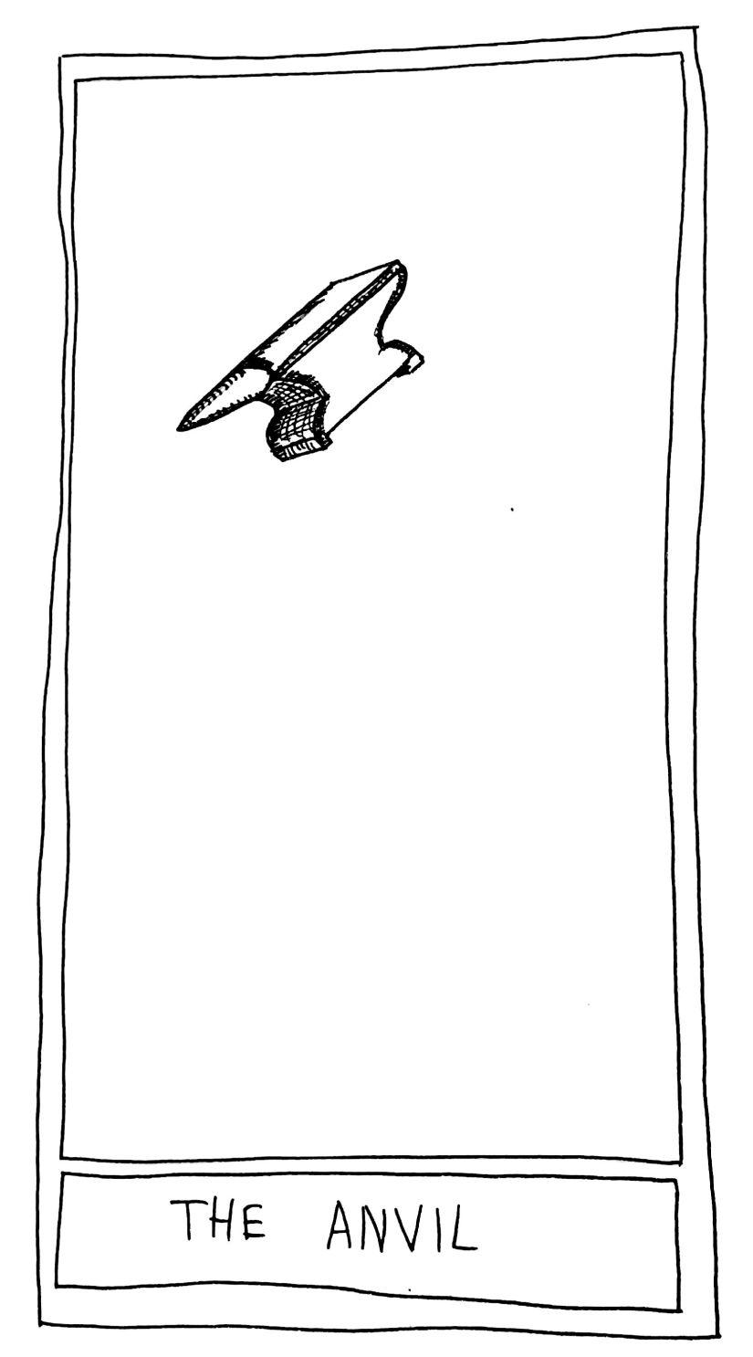 The Mislaid Deck: Card 24 – TheAnvil.